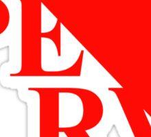 OTAKU PERV :P Sticker