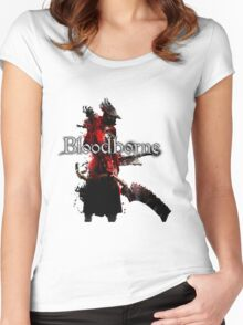 Bloodborne - Hunter Women's Fitted Scoop T-Shirt