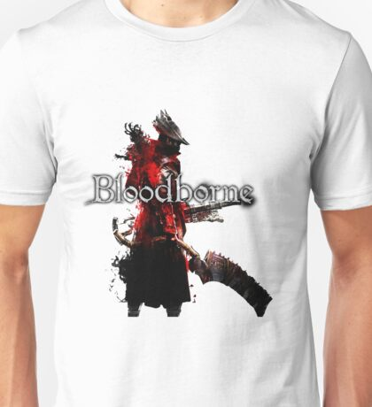 Bloodborne - Hunter Unisex T-Shirt