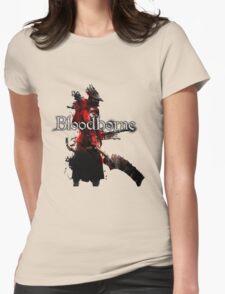 Bloodborne - Hunter Womens Fitted T-Shirt