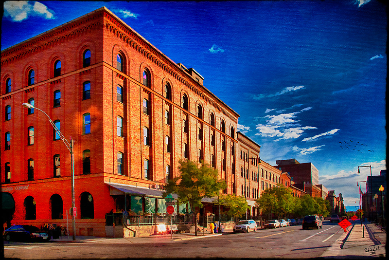 Wynkoop Brewery Company by Chris Lord