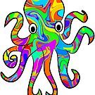 Octopus by ChrisButler