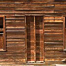 Lines, Shadows, Textures, And Abandonment by Nick Boren