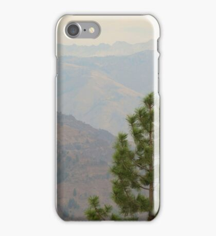 hells canyon outlook 2 iPhone Case/Skin