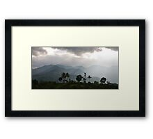 The Road To Da Lat Framed Print
