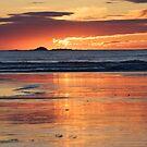 Tofino Sunset by JasPeRPhoto