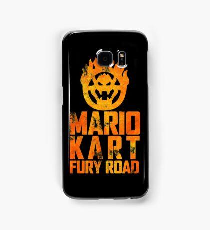 Mario Kart Fury Road Samsung Galaxy Case/Skin