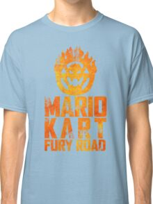 Mario Kart Fury Road Classic T-Shirt