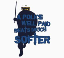 POLICE #NYPD by Yago