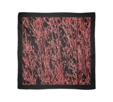 red & black - MOUNTAIN PARROT  Scarf