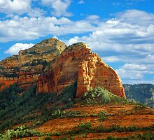 The Colors of Sedona by Stephen Forbes