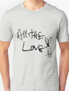 All The Love -HS T-Shirt