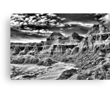 The Rim and Beyond Canvas Print