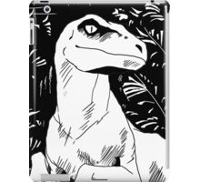 Clever Girl! iPad Case/Skin