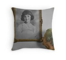 Our Mother Throw Pillow
