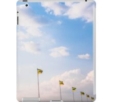 Flags of Brazil iPad Case/Skin