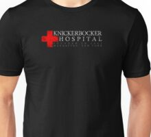 The Knick - Cross - Colored Dirty Unisex T-Shirt