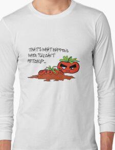 Pulp Fiction - Mia's Joke Long Sleeve T-Shirt