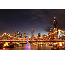 The Story Bridge, Brisbane Photographic Print