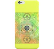 Spaced Out & Strung Out iPhone Case/Skin