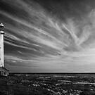 Kommetjie Lighthouse2 by Peter Wickham