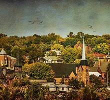Stillwater Steeples  by KBritt