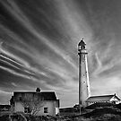 Kommetjie Lighthouse3 by Peter Wickham