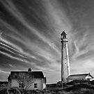 Kommetjie Lighthouse3 by Peter Wickham