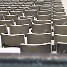 Plastic Chair Set Seats Rows Stadium  by anjafreak