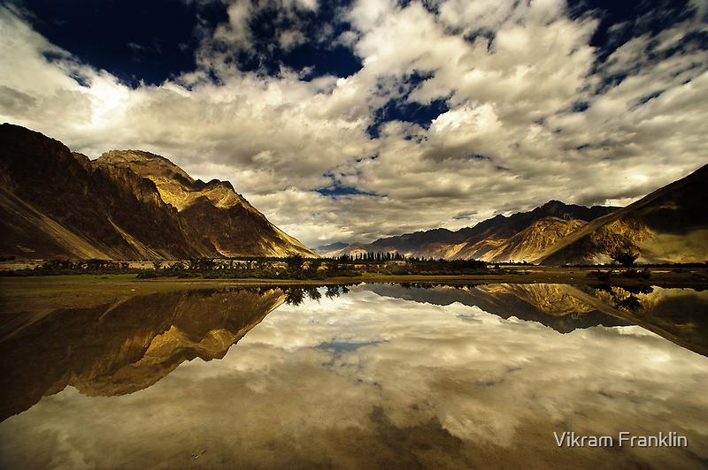 A Moment by Vikram Franklin
