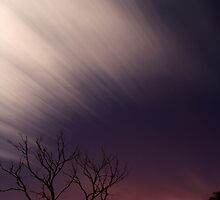 Brilliant Cloudy Night by MichaelJPenney