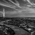 Kommetjie Lighthouse4 by Peter Wickham