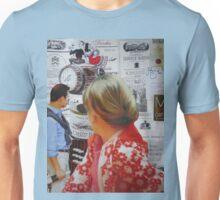 BUYING WINE Unisex T-Shirt