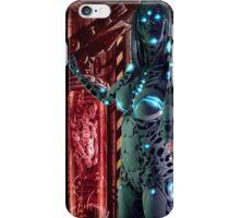 Cyberpunk Painting 068 iPhone Case/Skin