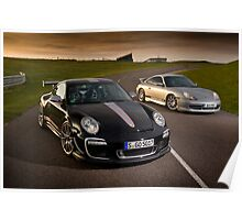 GT3s First and Last (1) Poster