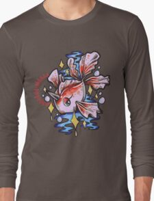Goldeen Long Sleeve T-Shirt