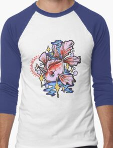 Goldeen Men's Baseball ¾ T-Shirt