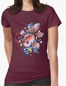 Goldeen Womens Fitted T-Shirt