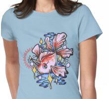 Goldeen Womens Fitted T-Shirt