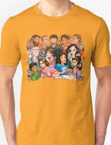 Game Grumps Community Celebration Cover T-Shirt