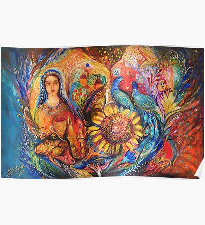 The Shabbat Queen Poster
