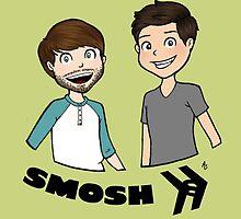 Smosh by LazyDaisy
