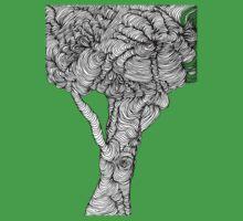 Op Tree One Piece - Short Sleeve