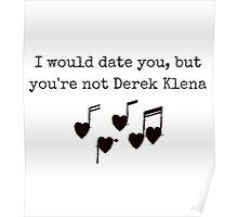 Derek Klena Poster