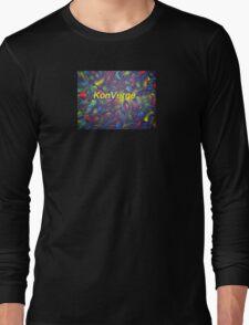 """KonVerge"" Long Sleeve T-Shirt"