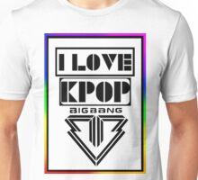 I LOVE KPOP: BIGBANG Unisex T-Shirt