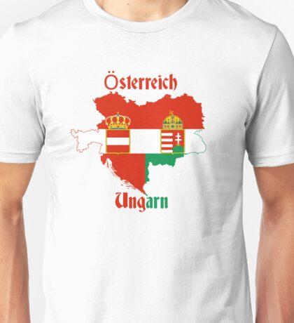 Austria Hungary Unisex T-Shirt