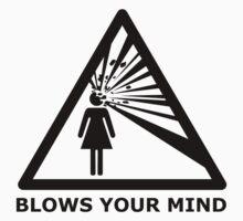 Blows your mind (f) by destructionpony