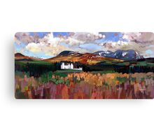 Blair Castle Canvas Print