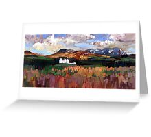 Blair Castle Greeting Card